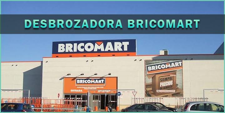 Desbrozadora Bricomart